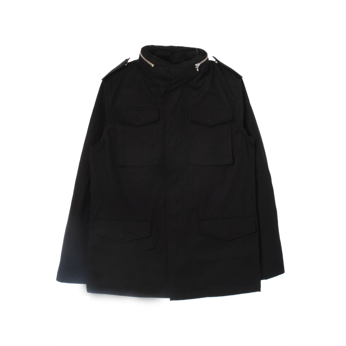 ARMY JACKET BLACK
