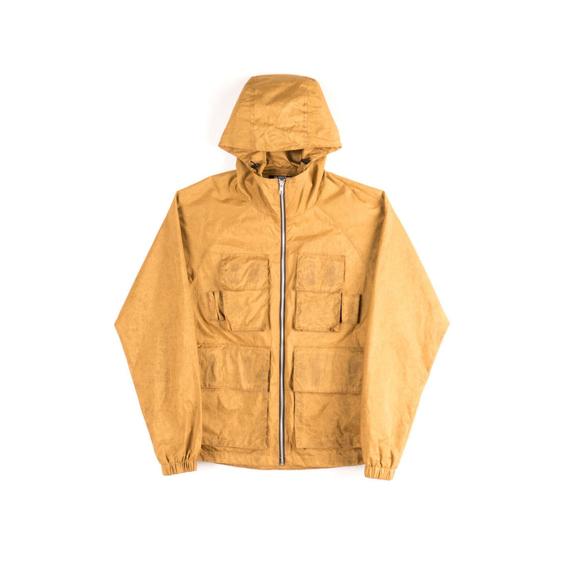 YELLOW FUTURE VINTAGE TRACK JACKET