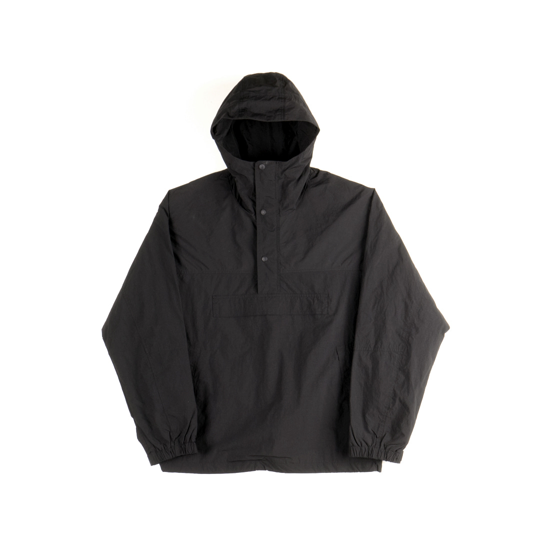 BLACK FUTURE VINTAGE ANORAK